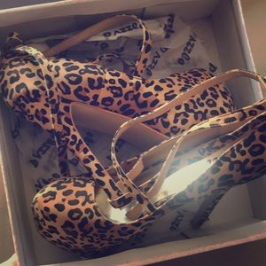Shoes - Animal Print shoes